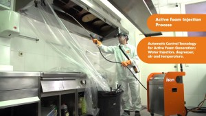 Spick n Span Services specialise in Extraction And Duct Cleaining